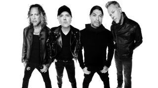 Metallica... back with a bang