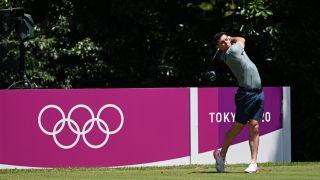 Golf under OL i Tokyo 2020