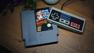 Super Mario Brothers Cartridge