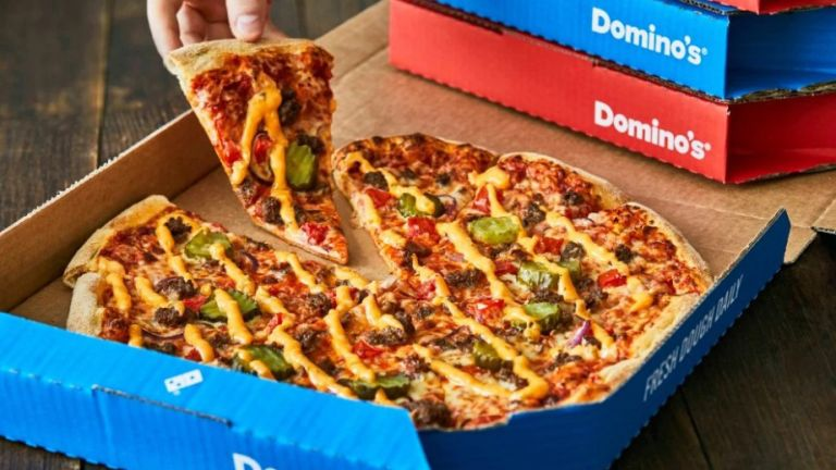Domino's deals and vouchers codes