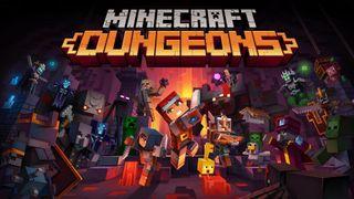Minecraft Dungeons Promo Art