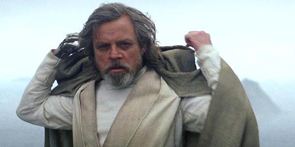 Mark Hamill Luke Skywalker Star Wars: The Force Awakens Lucasfilm