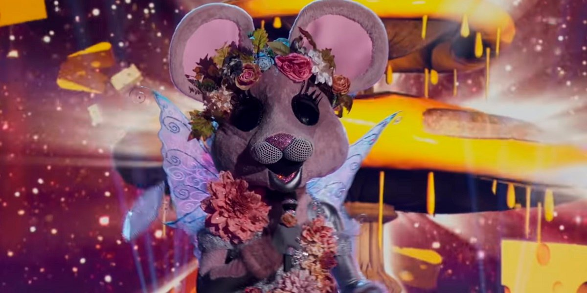 The Masked Singer The Mouse Fox