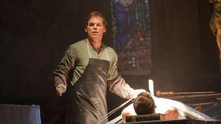 Michael C. Hall as Dexter Morgan in 'Dexter'