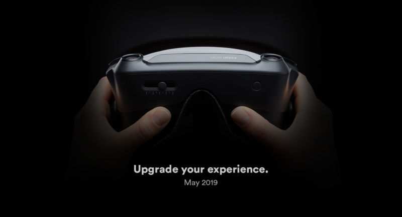 Valve's VR headset is called Index, and it's coming soon