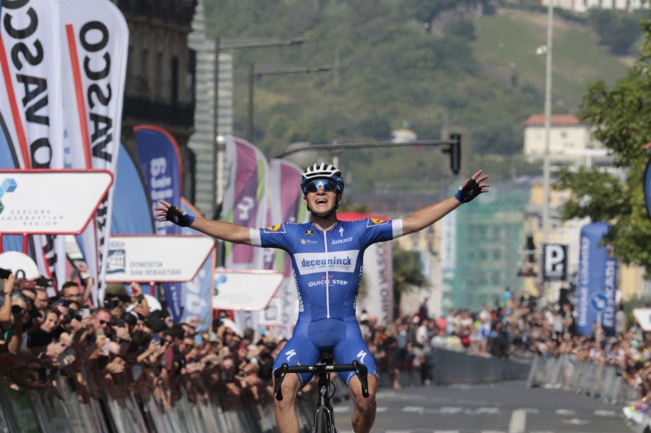 Remco Evenepoel: If someone told me I was going to win these races in my first year, I wouldn't believe them