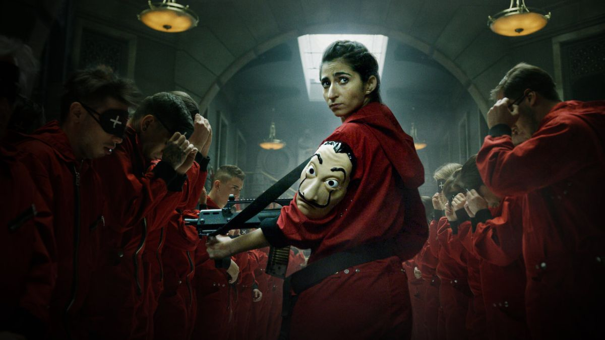 Best Netflix UK Movies and TV Shows - Money Heist, Queer Eye, Stranger Things and More