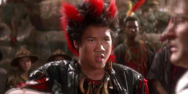 Dante Basco as Rufio in Hook