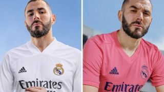 Real Madrid release new home and away kits