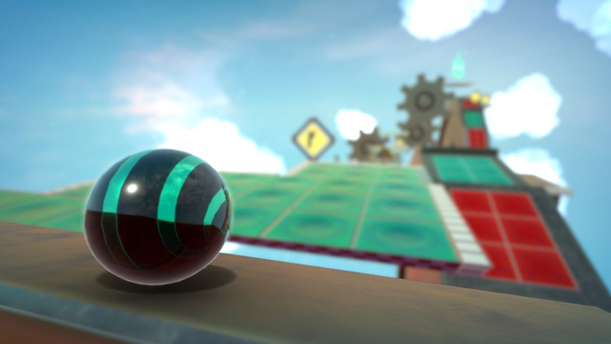 Remember marbles? They're back, in a genuinely good PC game