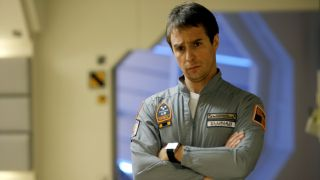 "Sam Rockwell played Sam Bell in the 2009 film ""Moon."""