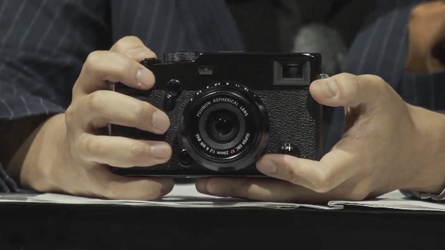 "Chimping is dead: Fujifilm X-Pro3 announced with ""hidden LCD"" 
