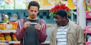 Eric Andre Had A Knife Pulled On Him While Filming His New Netflix Movie Bad Trip