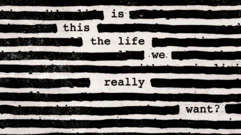 Cover art for Roger Waters - Is This The Life We Really Want? album