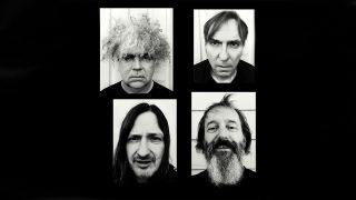A press shot of the melvins