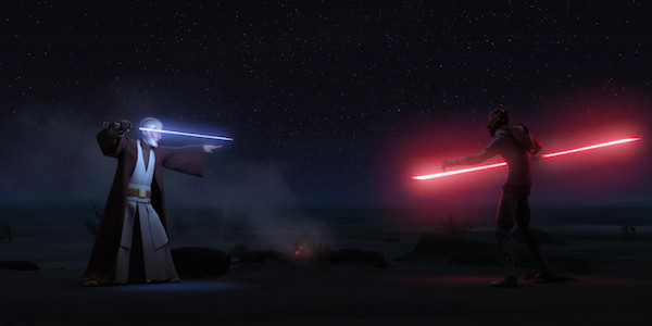 Darth Maul Obi-Wan