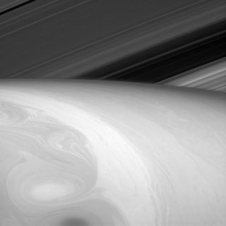 Saturn's Clouds by the Cassini-Huygens Mission