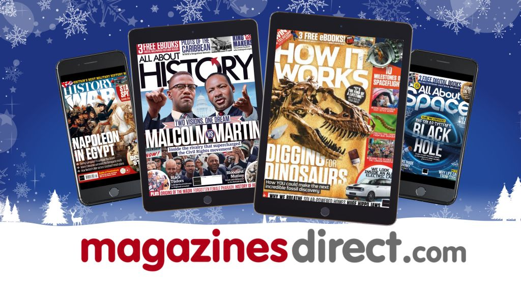 Save up to 55% on gift subscriptions to the world's leading science and tech magazines