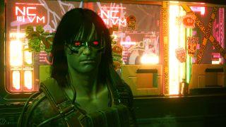 NPCs of Cyberpunk 2077