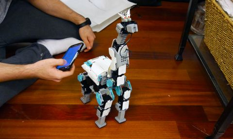 Jimu Robots Review: A Great Robot Toy for Kids | Tom's Guide