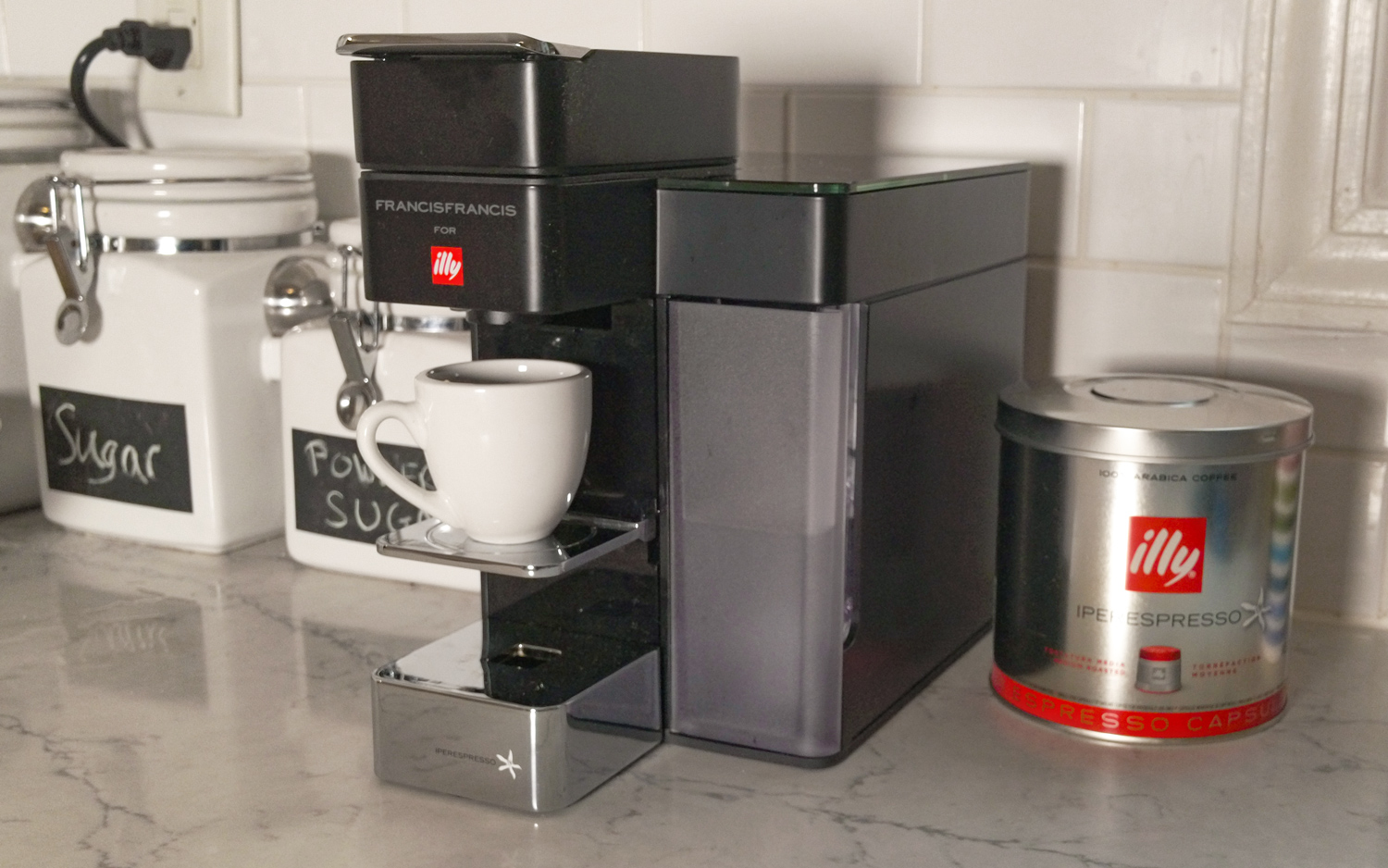 Illy Y5 Espresso And Coffee Machine Review Be Your Own