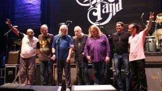 Allman Brothers at their farewell show in 2014