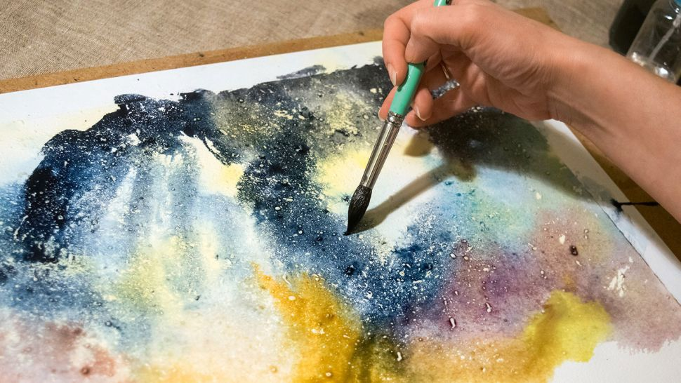 10 of the best watercolour tutorials