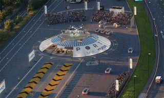 Urban-Air Port World's Smallest Airport