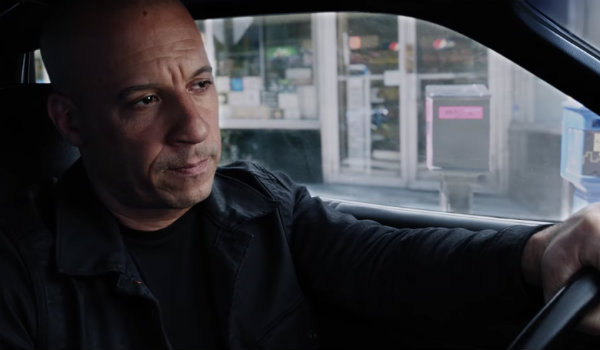 Fate of the Furious Dom Vin Diesel