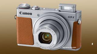 Canon PowerShot G9 X Mark III to be announced soon?