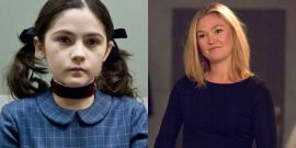 Orphan 2's Julia Stiles Is Teasing Another Horror Twist