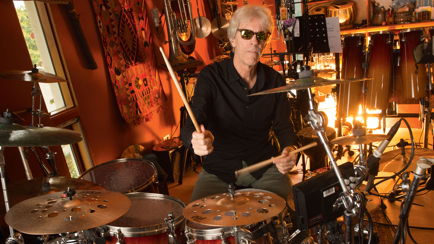 Stewart Copeland on his Police career: