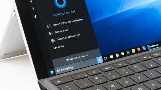 windows 10 update how to remove cortana