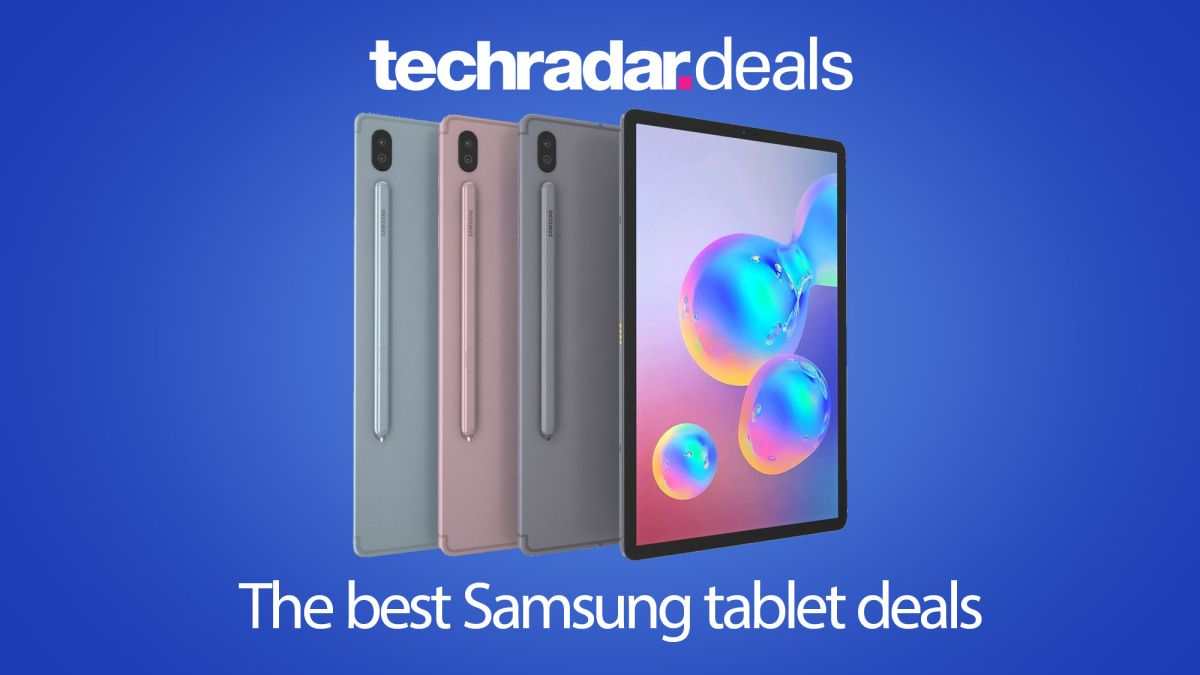 The cheapest Samsung tablet prices and sales in September