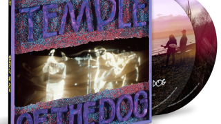 The artwork for Temple Of The Dog's 25th anniversary album reissue
