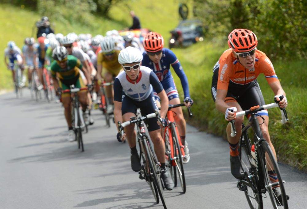 Top field for inaugural women s tour cycling weekly
