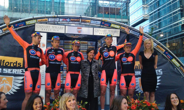 Motorpoint Tour Series Canary Wharf