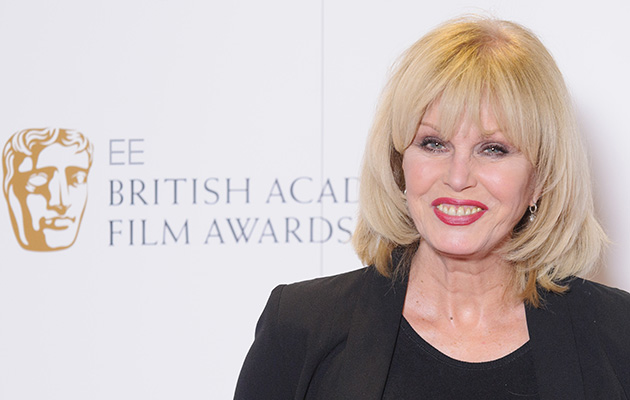 Joanna Lumley on hosting The BAFTAS: Stephen Fry said, 'Darling, I'm so glad it's you!'