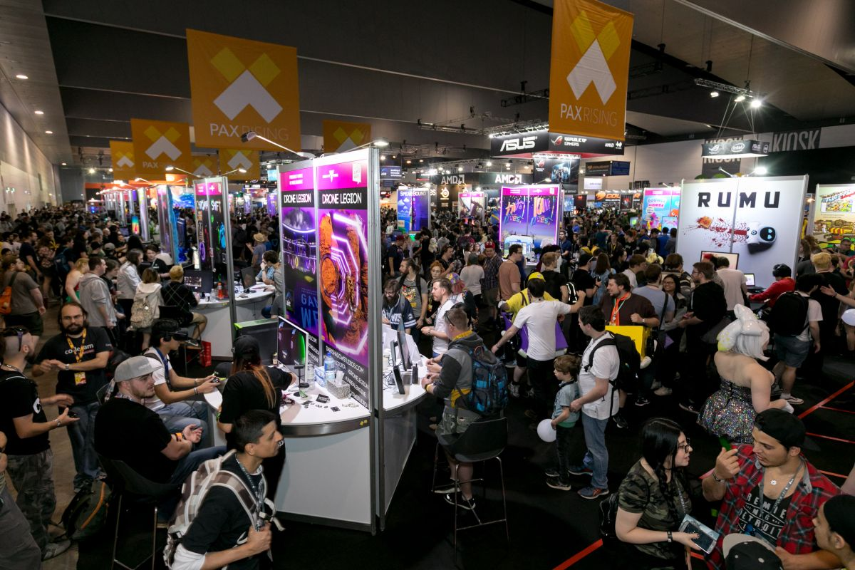 PAX Australia 2021 is cancelled