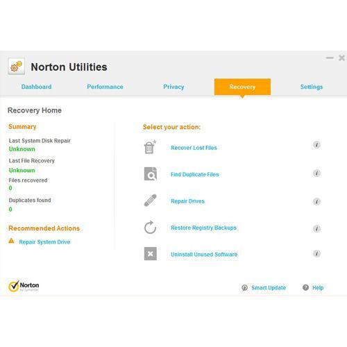 Norton Utilities Review - Pros, Cons and Verdict | Top Ten