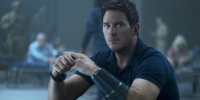 Chris Pratt Is Re-Teaming With A Tomorrow War Co-Star For Another Project