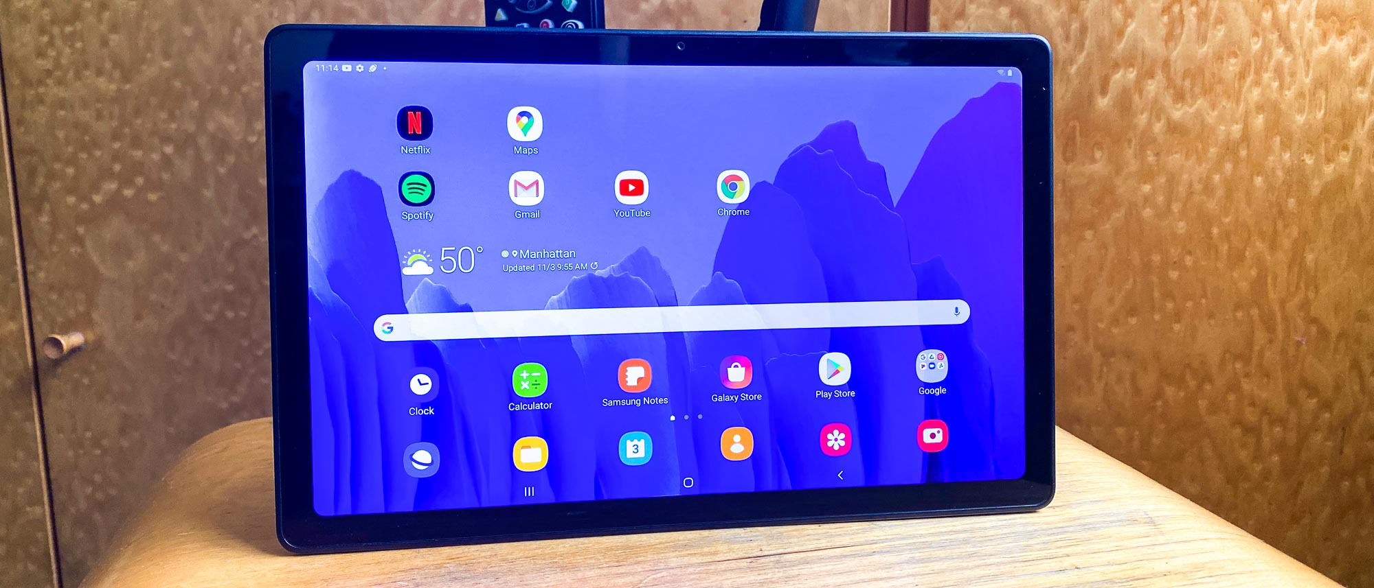 Samsung Galaxy Tab A7 Review Tom S Guide