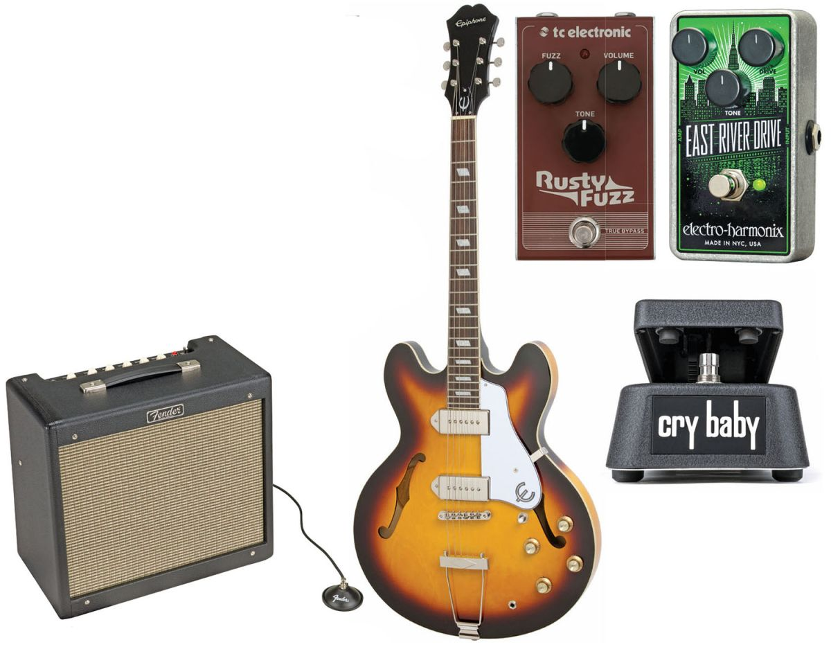 The Secrets Behind Gary Clark Jr 's Guitar Tone on