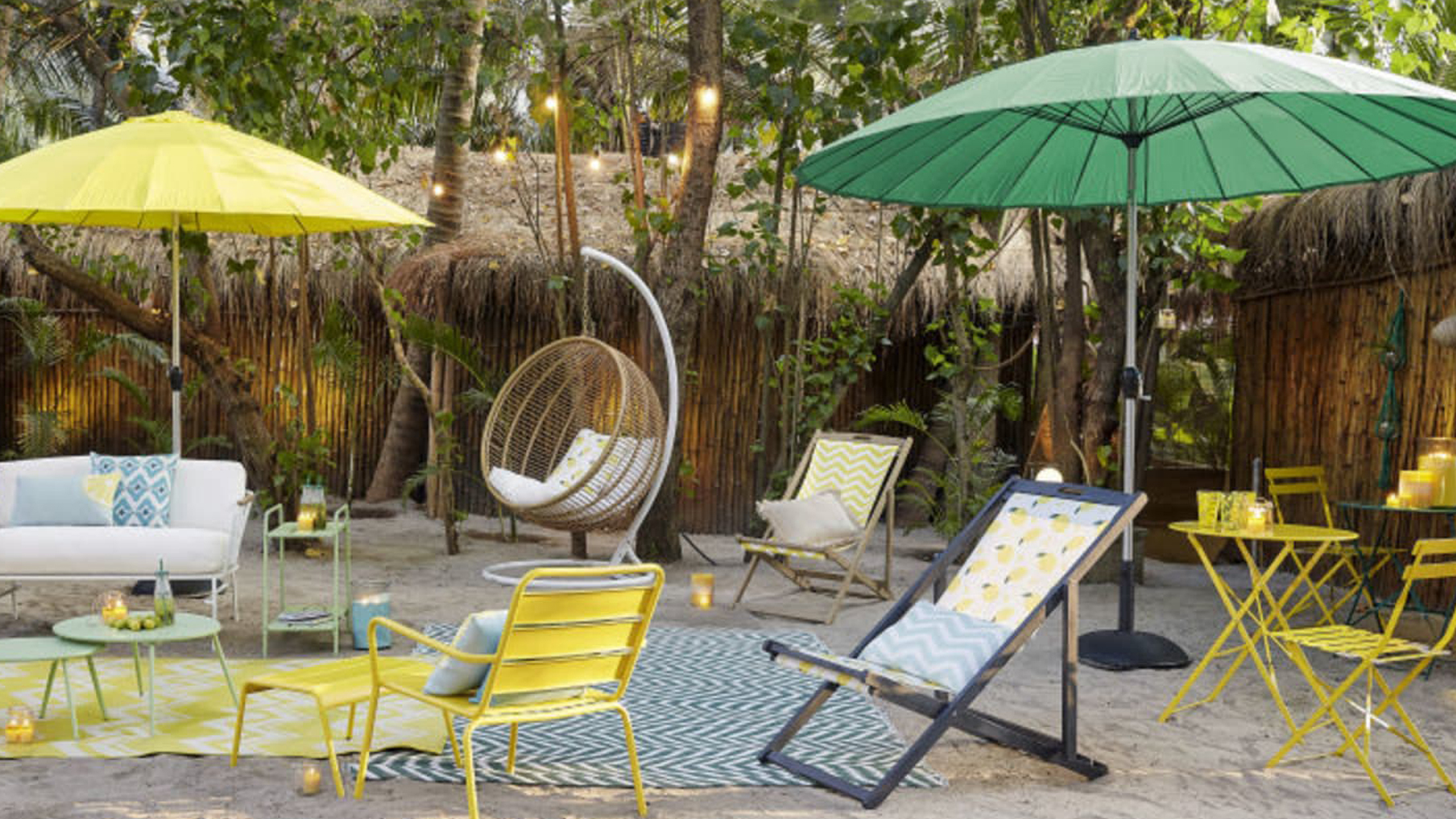 Best garden parasols and bases 2020: patio umbrellas for