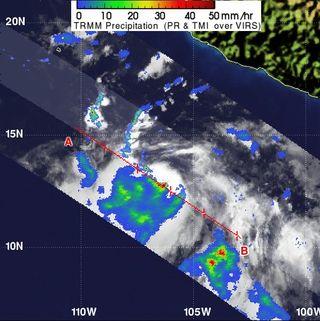 Tropical Storm Fabio