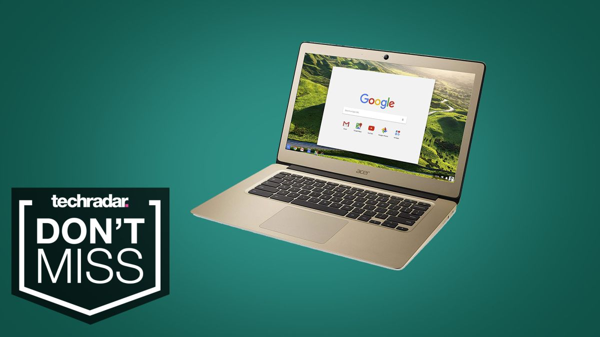 Forget Windows 10, this Acer Chromebook is just $150 on Cyber Monday