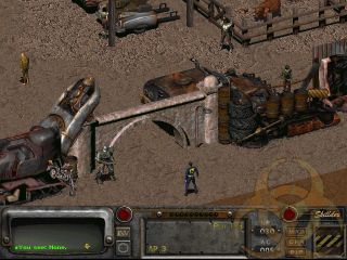 Fallout 1 5 proves there's still life left in the pixellated