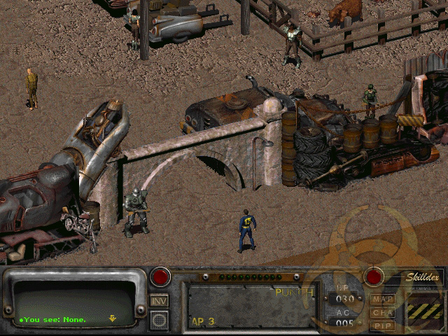 Fallout 1.5 proves there's still life left in the pixellated wastes