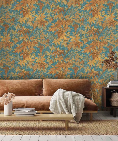 Wallpaper Trends 2021 Stylish Ways To Dress Your Walls Homes Gardens