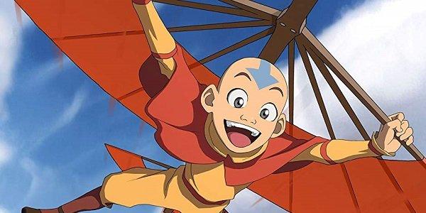 Aang Avatar: The Last Airbender Nickelodeon